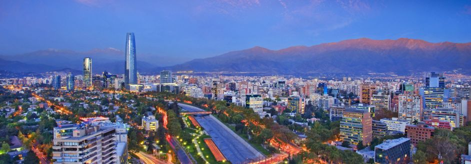 Melhores destinos com neve - Santiago no ChileViaje Bem Mais