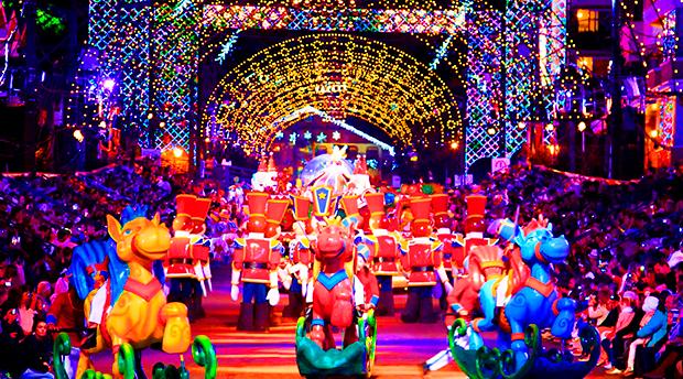 Natal Luz Gramado 2016 - O maior Natal do Brasil com a Viaje Bem+Viaje Bem Mais