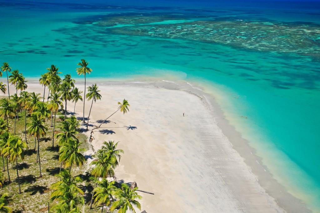 As 5 melhores praias do Nordeste do Brasil escolhidas por turistaViaje Bem Mais